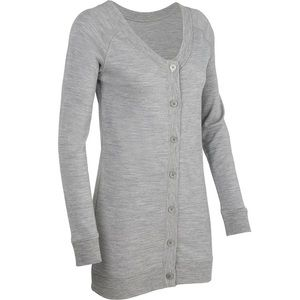 Icebreaker Women's Merino Long Cardigan